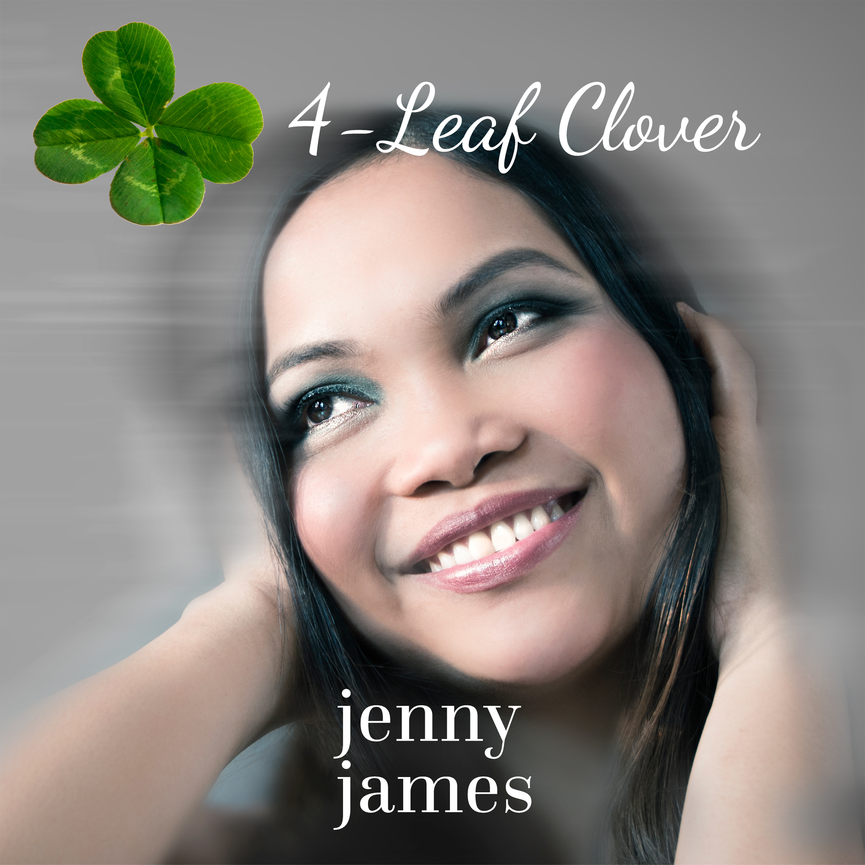 4-Leaf Clover by Jenny James